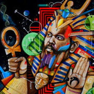 Ras G, Afrikan Space Program, Back on the Planet, Brainfeeder