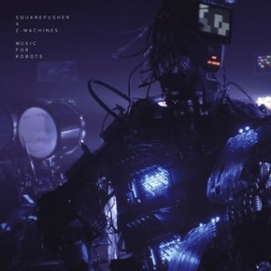 Squarepusher, Warp, Z-Machines, Poobah, Tom Jenkinson